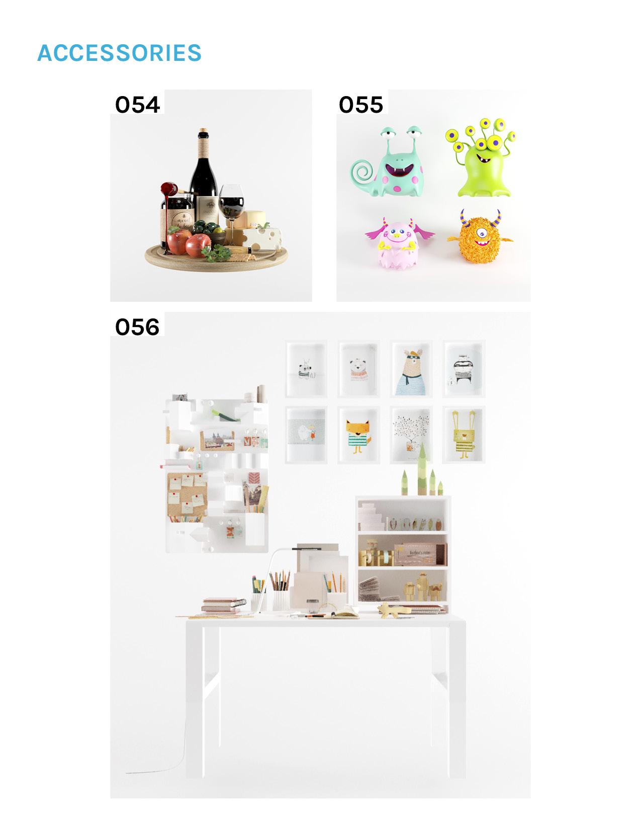 Virtual Staging Catalog78